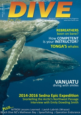 Dive Pacific Magazine